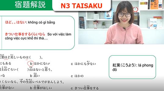 N3 TAISAKU