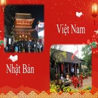 Điểm Khác Biệt Giữa Tết Nhật Bản Và Tết Việt Nam