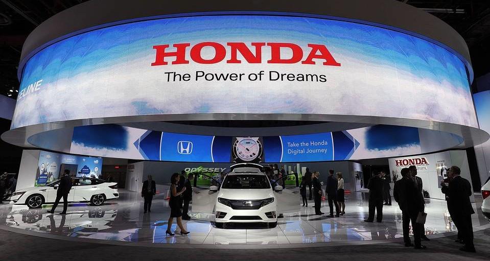 Honda-company