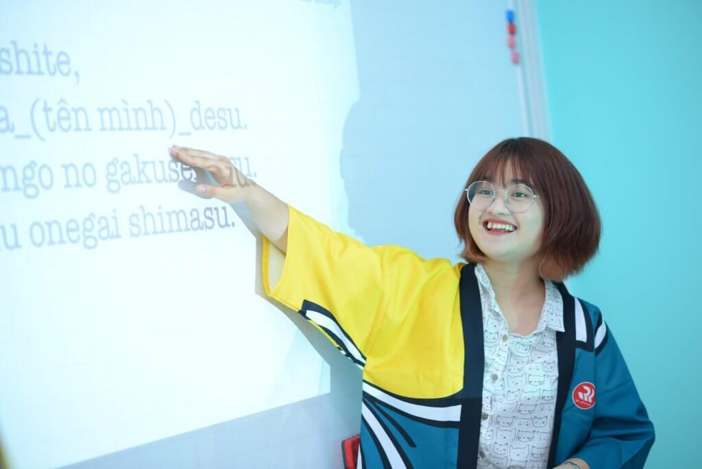 Sự kiện Tiếng Nhật bắt đầu từ Riki