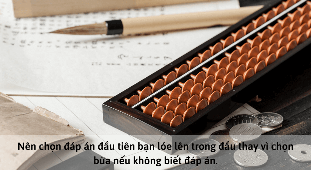 chon-dap-an