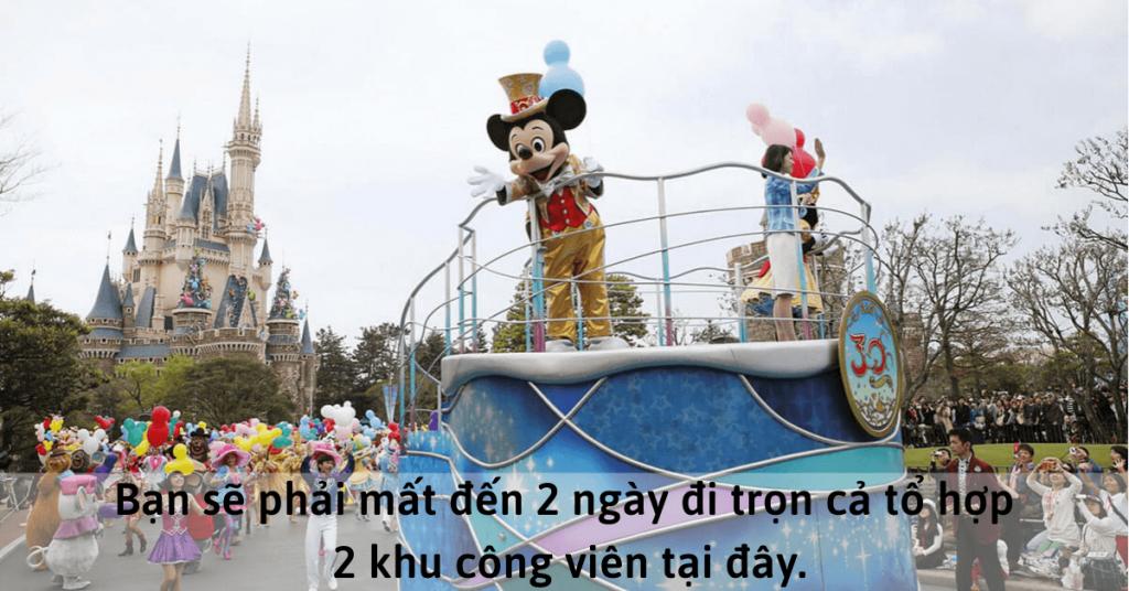 cong-vien-Disneyland-Tokyo