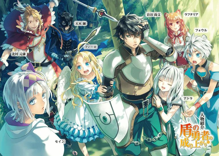 Truyện manga 15