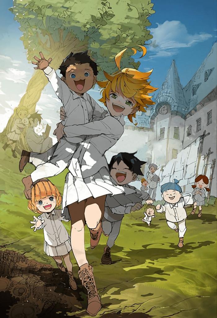 Truyện manga 8